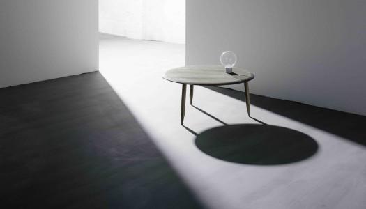 Eine runde Sache – Runde Designer Couchtische