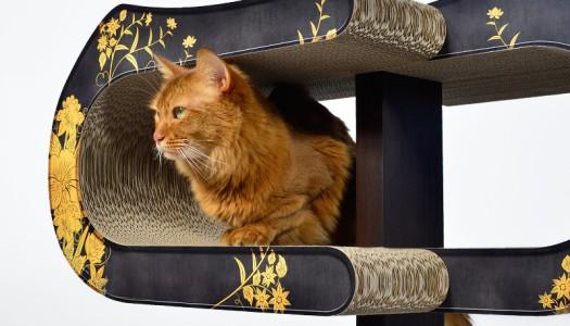 Designer Katzenmöbel und Zubehör