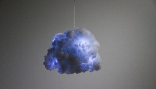 Tiny Cloud – Lampe aus Wolken