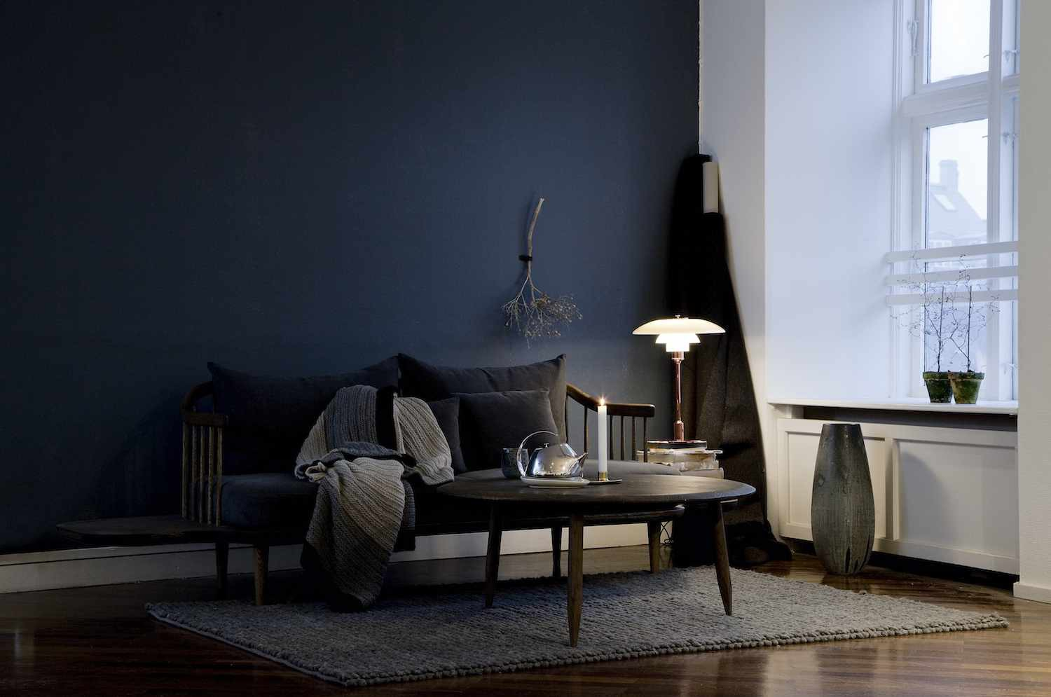 louis poulsen ph 3 2 kupfer tischleuchte limitedt edition designs2love. Black Bedroom Furniture Sets. Home Design Ideas