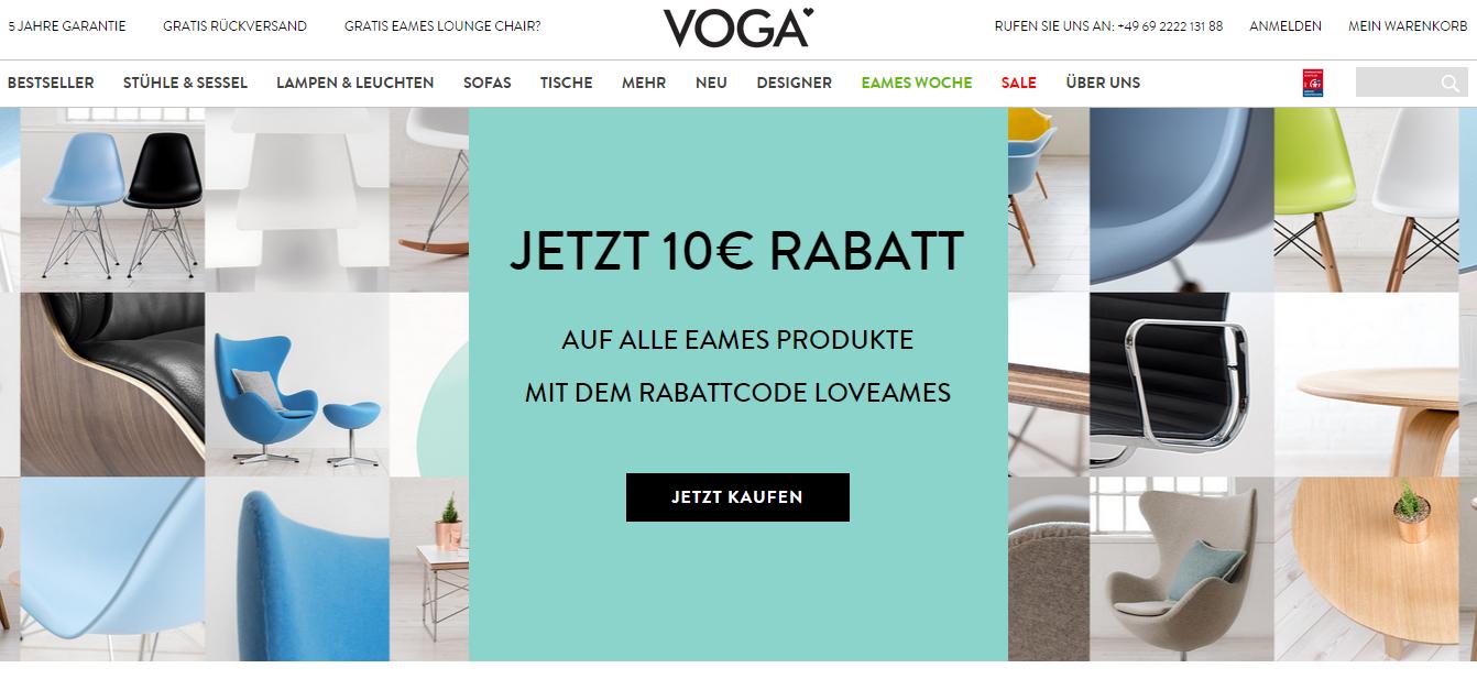 Voga Erfahrungen und Test - Designs2love