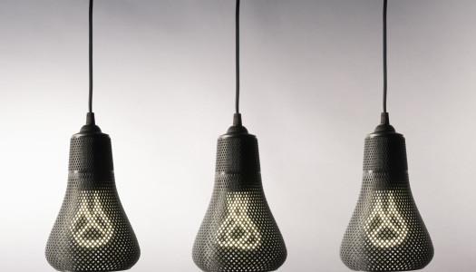 Kayan 3D Hängeleuchte für Plumen