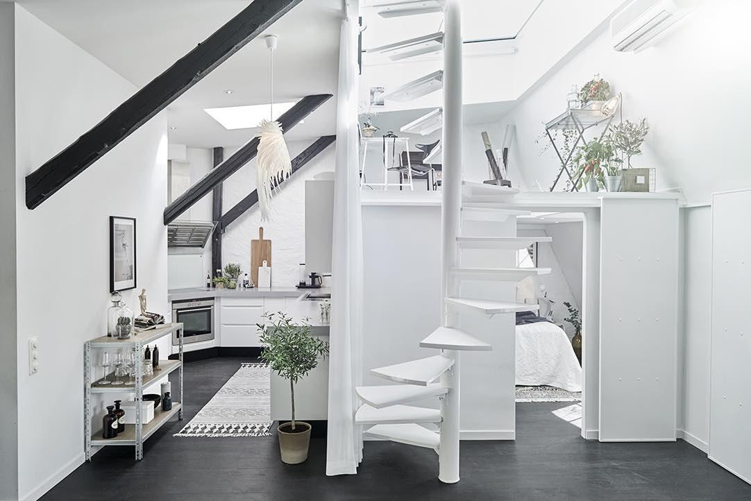Awesome Dänische Maisonette Wohnung   Designs2love Home Design Ideas