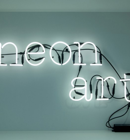 Neon-Art-Seletti-Neon-Buchstaben-Lampe