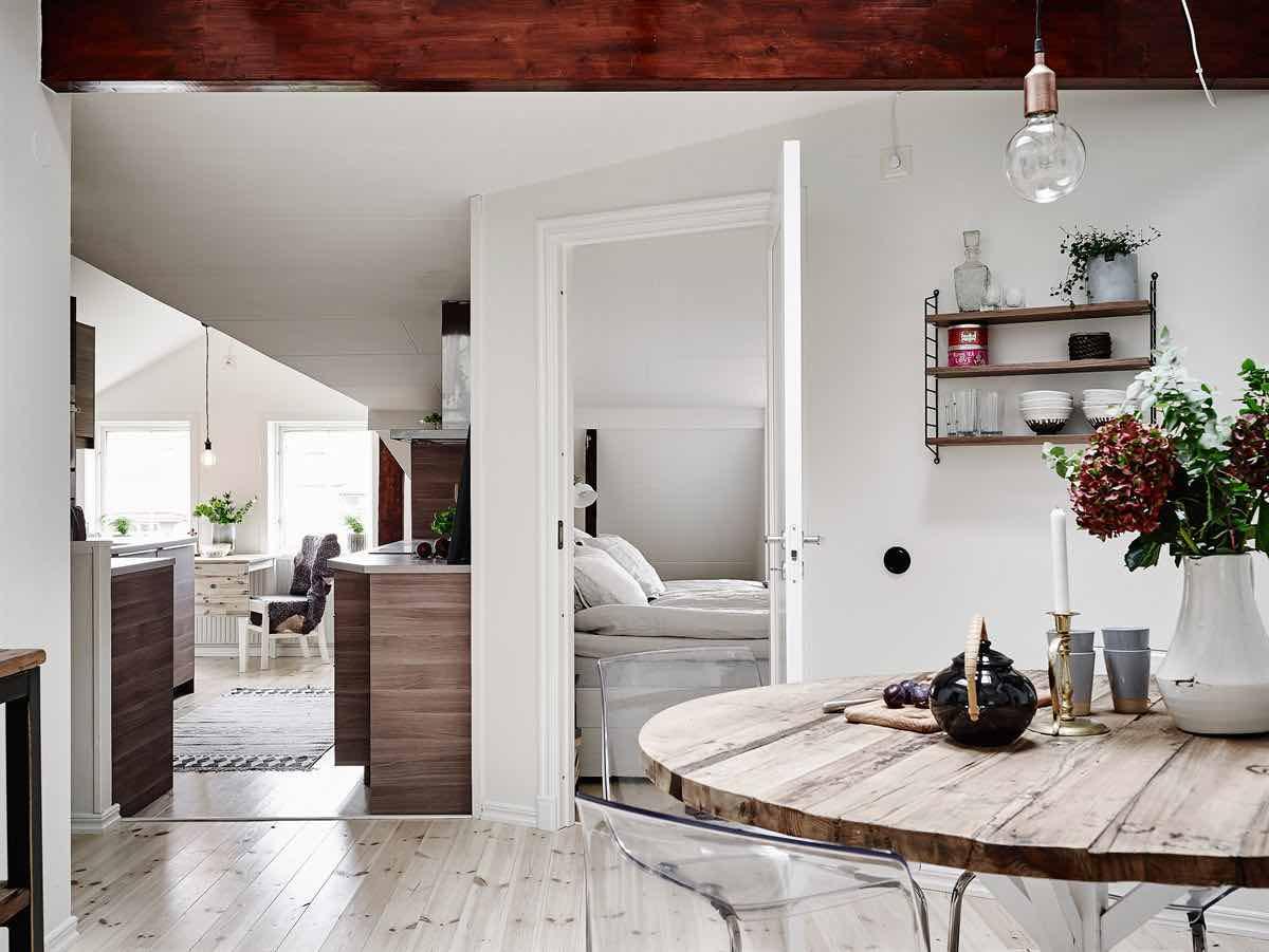 Atemberaubend Hi Tech Loft Wohnung Loft Dethier Architecture Galerie ...
