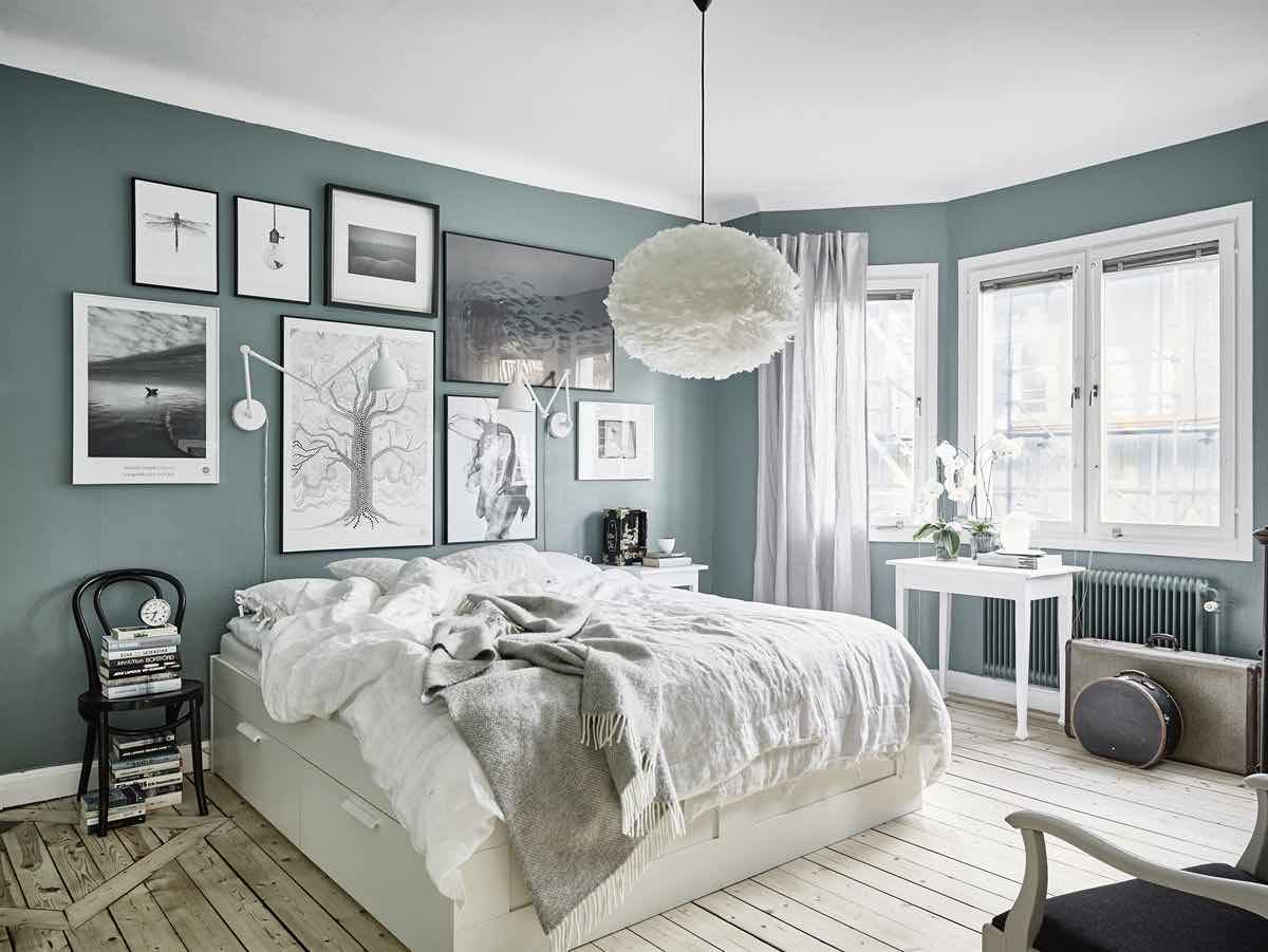 Schlafzimmer planung farben: wandfarbe farbt%c%bne. feng shui ...