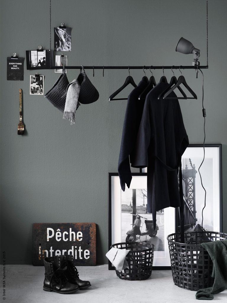 DIY Kleiderschrank made by IKEA - Designs2love
