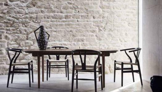 10 Esszimmer-Stühle in skandinavischem Design
