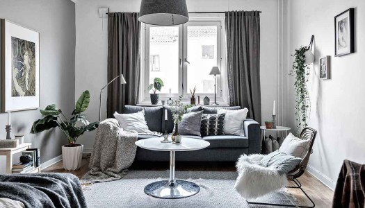 Wohninspiration auf 35qm – Kleine Wohnung ganz groß