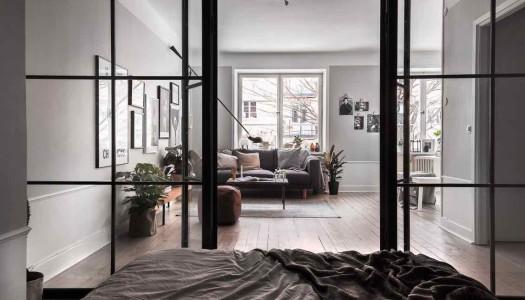 Skandinavisches Design Loft