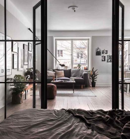 Schlafzimmer-Loft