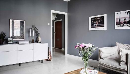 Gemütliche 3 Zimmer mit schönem Farbmix