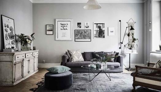 Gemütliche Wohnung im Vintage Stilmix