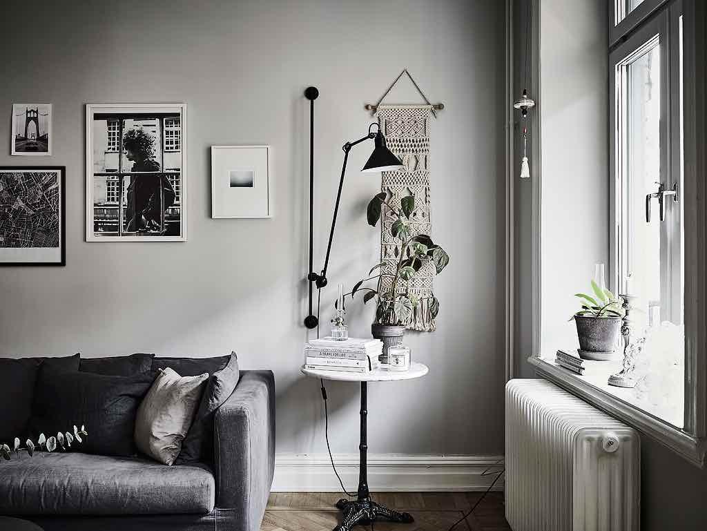 Wohnzimmerz: Einrichtungsideen Für Wohnzimmer With Putz Waende ...